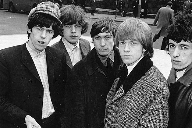 The Rolling Stones, Evening Standard, Hulton Archive
