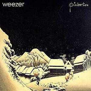 Weezer, Pinkerton, DGC
