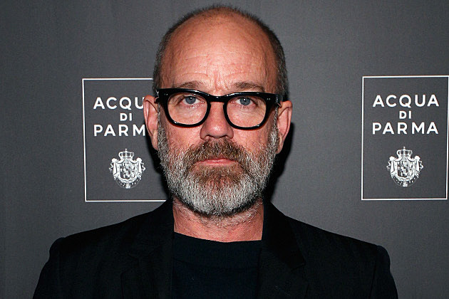 michael stipe politics