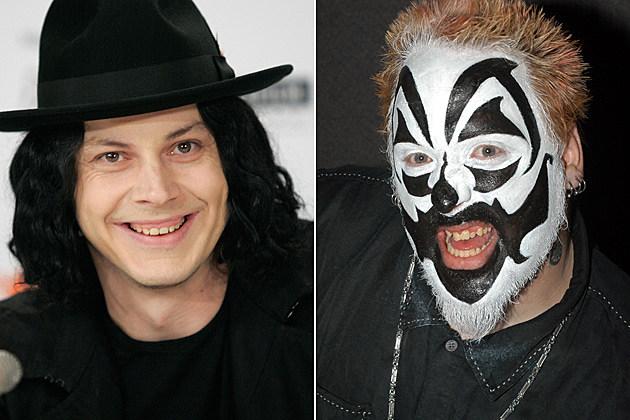 Jack White Insane Clown Posse