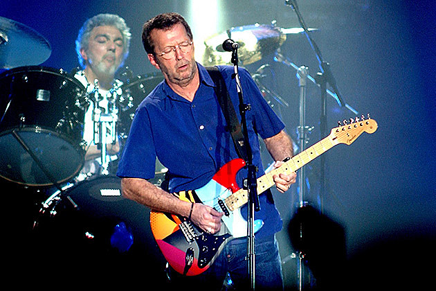 Eric Clapton, ShowBizIreland, Getty Images