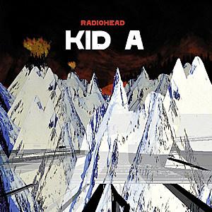 Radiohead, Kid A, Parlophone/Capitol