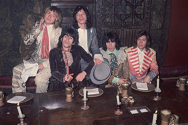 Rolling Stones, Keystone, Hulton Archive