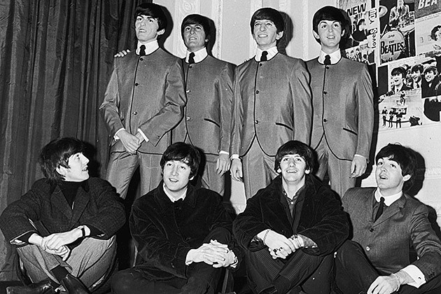 The Beatles, Ron Case, Hulton Archive