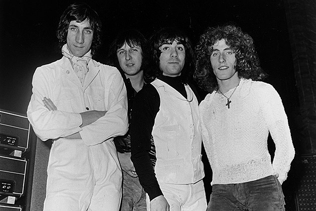 The Who, Steve Wood, Hulton Archive