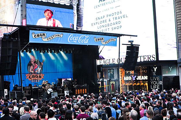 CBGB Festival 2013