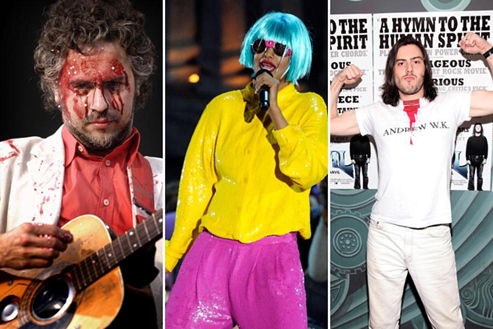five easy rock star halloween costumes