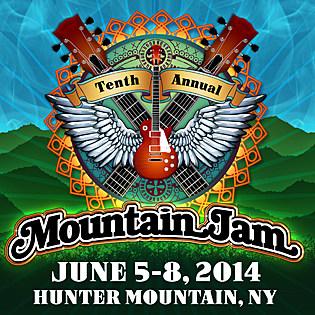 Mountain Jam 2014