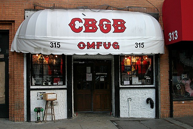 10 Influential Bands That Got Their Start At Cbgb