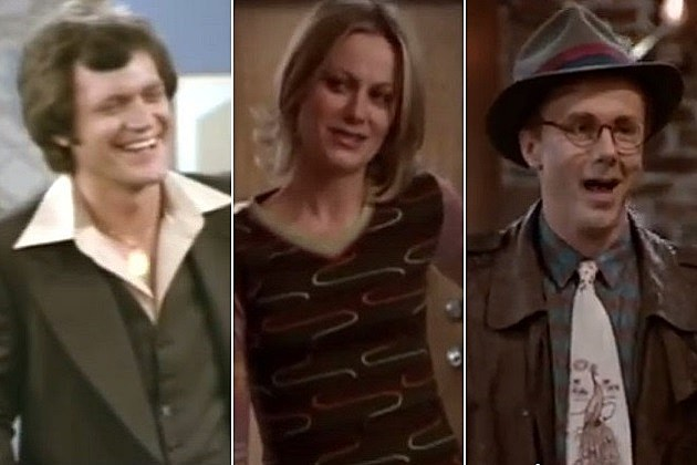 David Letterman Amy Poehler Harry Anderson