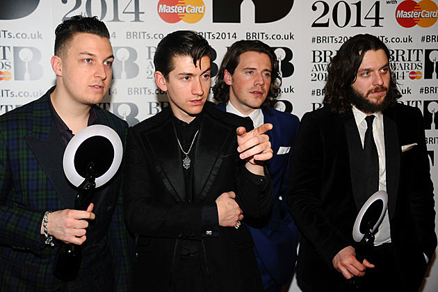 Arctic Monkeys, Getty Images
