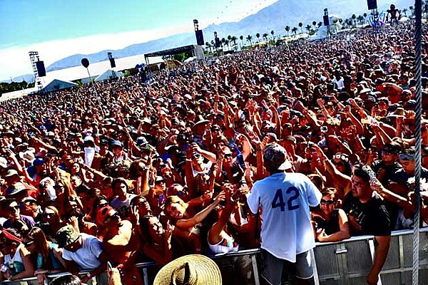 Coachella announces 2015 dates, pre-sale ticket info | Consequence of ...