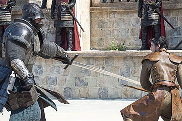 Game Of Thrones Heavy Metal Review The Mountain And