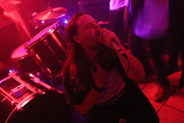 Total Abuse Live in NYC – Red Light District