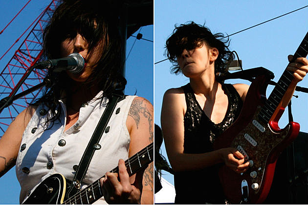 Those Darlins Live at 4Knots Music Festival in NYC