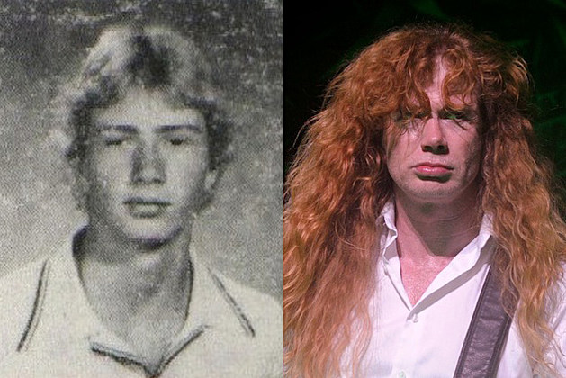 Dave Mustaine Family