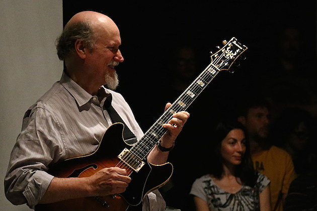 John Scofield Live at the Stone in NYC - 1