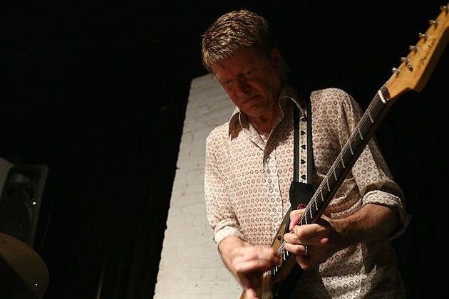 Nels Cline Live at the Stone in NYC