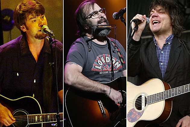 Jay Farrar, Steve Earle, Jeff Tweedy