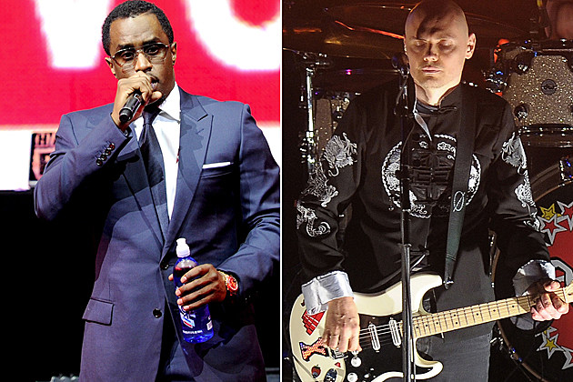 Puff Daddy Remixes the Smashing Pumpkins