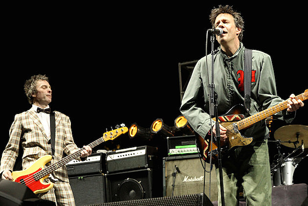 The Replacements Reunite Live