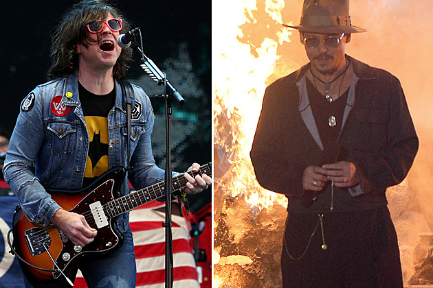 Ryan Adams - Johnny Depp