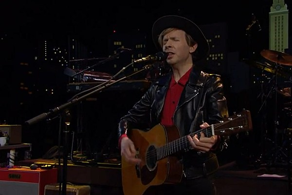 Watch Beck Perform The Golden Age On Austin City Limits