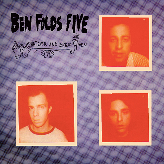 Ben Folds Five - 'Whatever and Ever Amen'