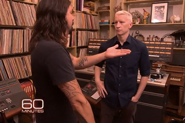 Foo Fighters / '60 Minutes'