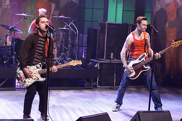 Green Day - 2001
