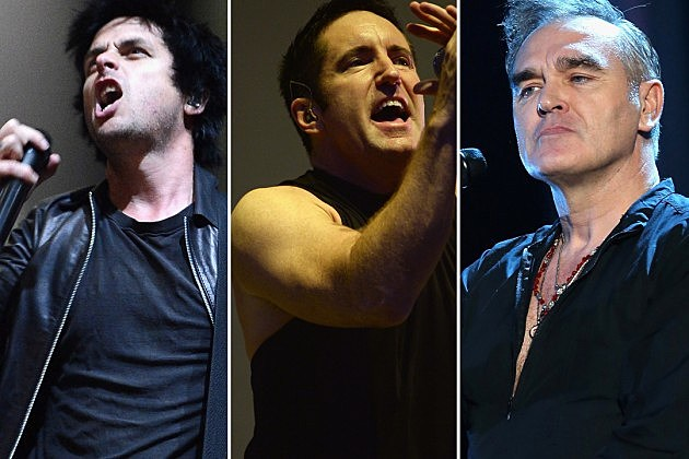 Green Day / Nine Inch Nails / Morrissey