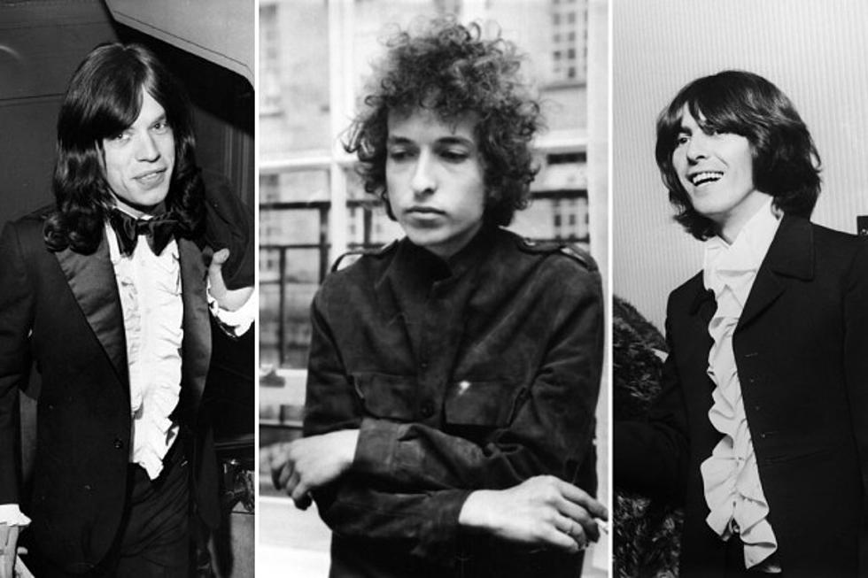 Bob Dylan Wanted To Make An Album With The Beatles Rolling Stones