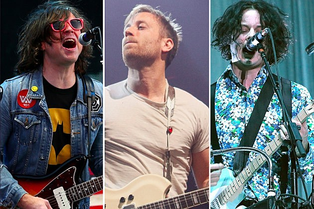 Ryan Adams / The Black Keys / Jack White
