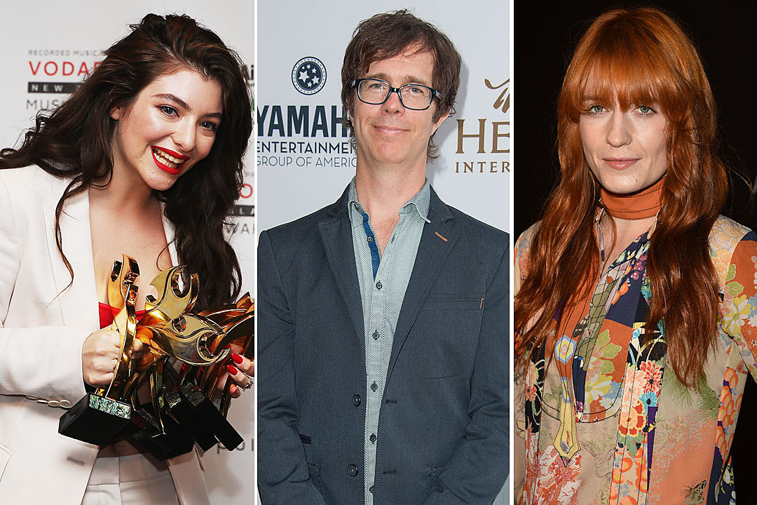 Lorde Ben Folds Florence Welch