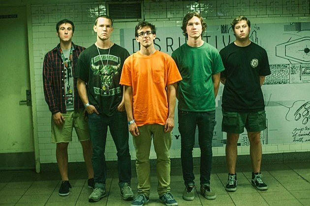 Knuckle Puck To Join The Maine On The American Candy Tour