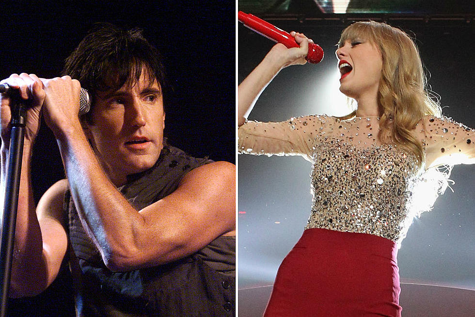 Listen to a Mash-Up of Nine Inch Nails + Taylor Swift