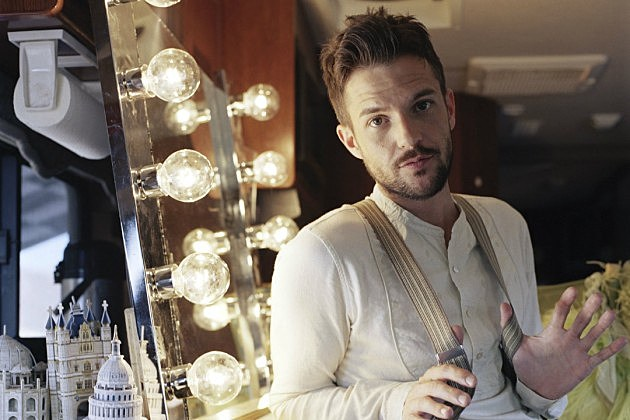brandon flowers saves his facial hair keeps it in a bag. Black Bedroom Furniture Sets. Home Design Ideas