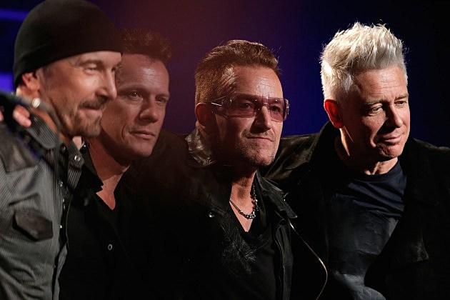 U2 Tool Vinyl Mix Up