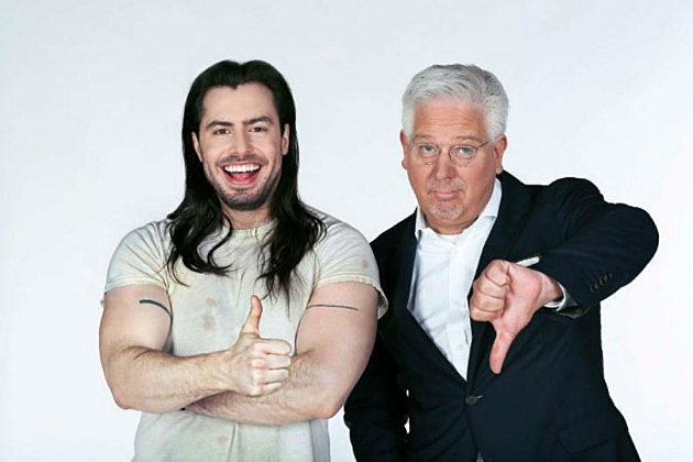 Andrew W.K. and Glenn Beck