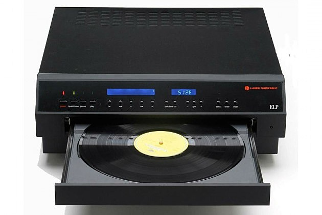 the world 39 s only commercially sold laser turntable. Black Bedroom Furniture Sets. Home Design Ideas