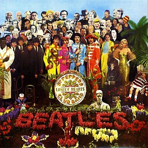 Sgt. Pepper front cover