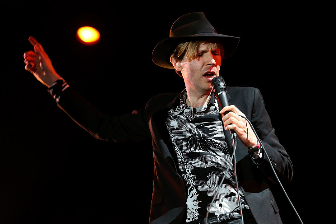Watch Beck's epic new