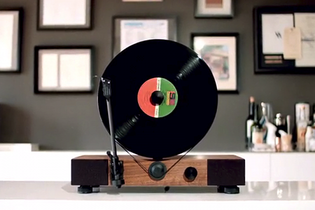 Would You Buy A Vertical Turntable