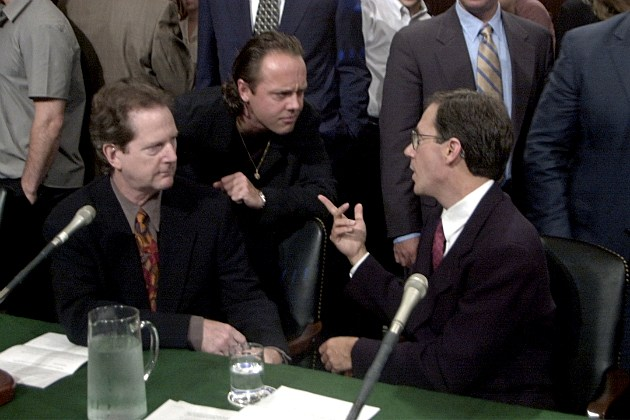 Senate Hearings on Music and The Internet, July 2000