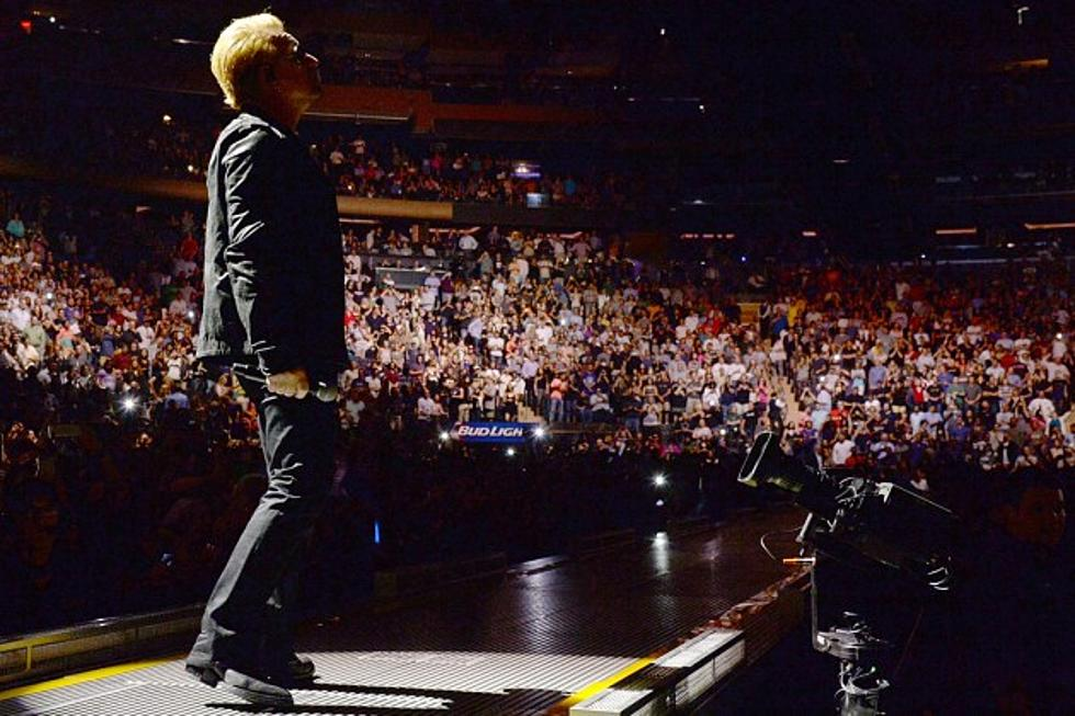 the roots jimmy fallon join u2 at madison square garden - U2 At Madison Square Garden