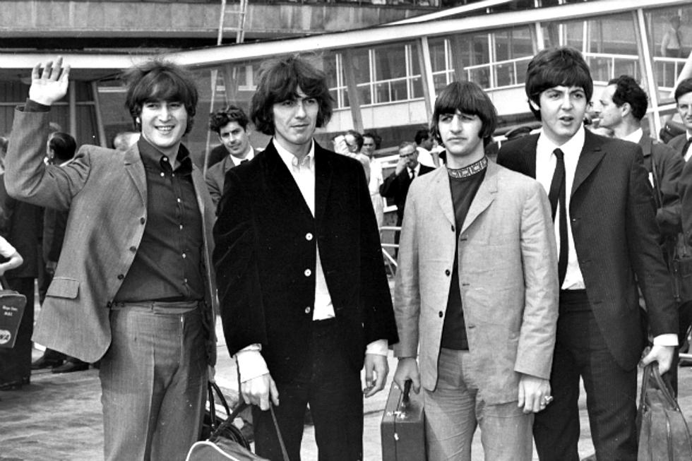 50 Years Ago The Beatles Play Their Most Famous Concert At Shea Stadium