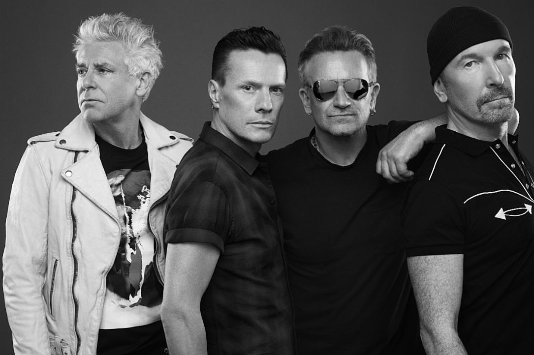 U2 'Busting Our Ass' to Release New Album in 2016