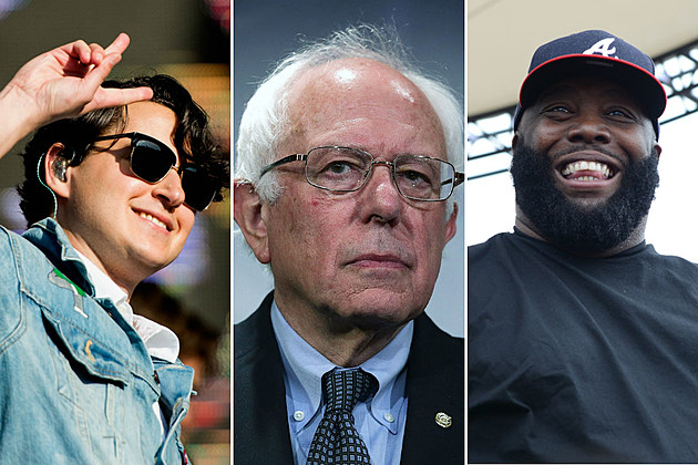 Vampire Weekend / Bernie Sanders / Killer Mike