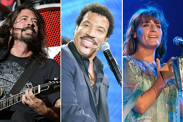 Dave Grohl / Lionel Richie / Florence Welch