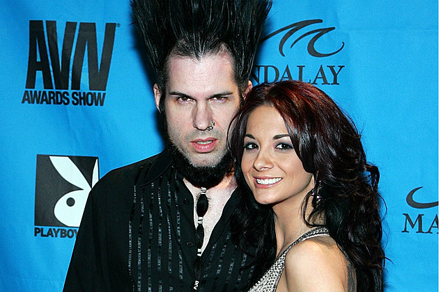 Wayne Static and Terra Wray Static
